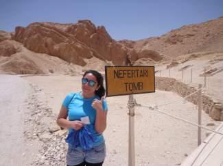 Valle de las reinas, Egipto