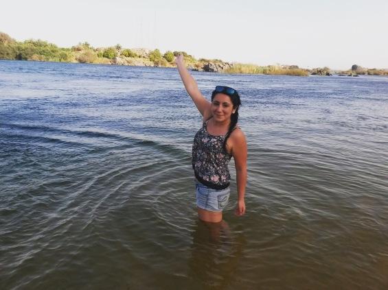 Rio Nilo, Egipto.