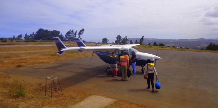 Aeródromo de Tirua